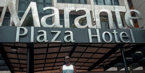 Onde ficar em Recife: Marante Plaza Hotel na Praia de Boa Viagem
